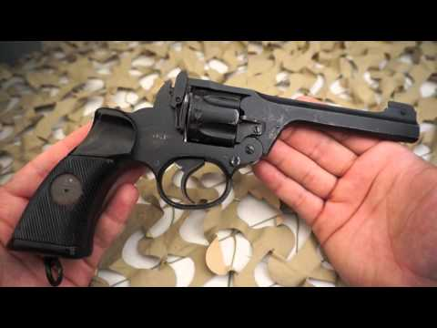 Enfield No 2 Mk 1 38 Top Break Revolver Overview - Texas Gun Blog