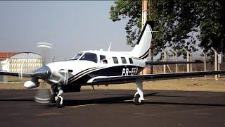 Decolagens no Aeroclube de Ituiutaba - 10/09/16