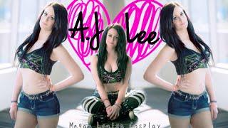 AJ Lee Makyaj, Saç ve Kıyafet DİY