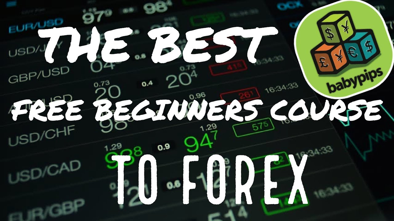 Free forex courses for beginners