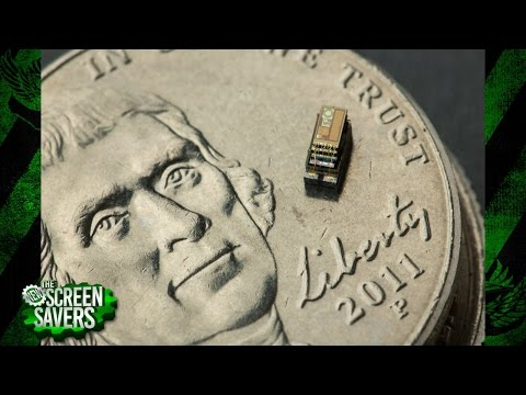 The New Screen Savers 65: The World's Smallest Computer