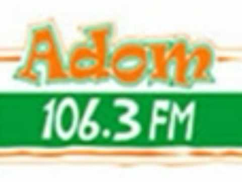 Friday night music on Adom Fm 106.3Fm