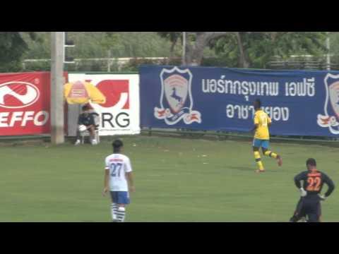 HIGHTLIGHT DIVISION 2 2012 NORTH BANGKOK FC 2 - 3 RANGSIT FC