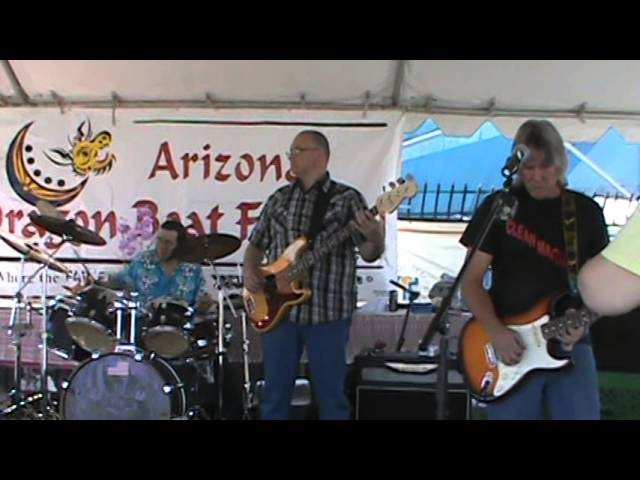 RESCUE ME LIVE FROM 2011 AZ DRAGON BOAT SHOW