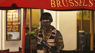 Brussels remains on high alert: