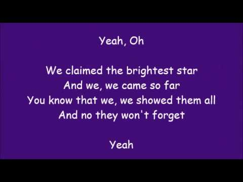 Carrie Underwood ~ Whenever You Remember (Lyrics)