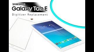 Samsung Tab E (SM-T560) Digiitzer Glass Only Replacement / Wymiana digitizera | Selekt