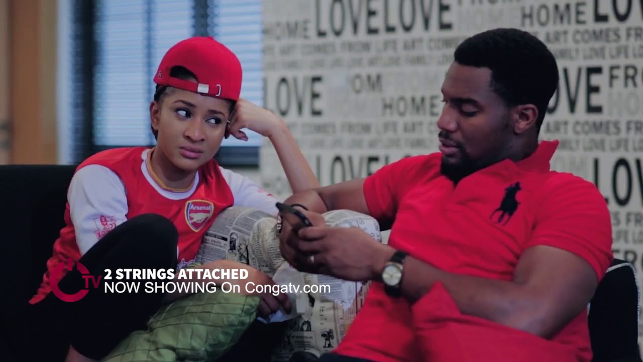 Download 2 Strings Attached Season 01 Official Trailer - Now Showing On COngatv.com