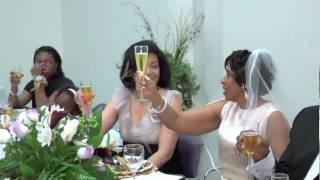 SELMA & CLYDE'S WEDDING