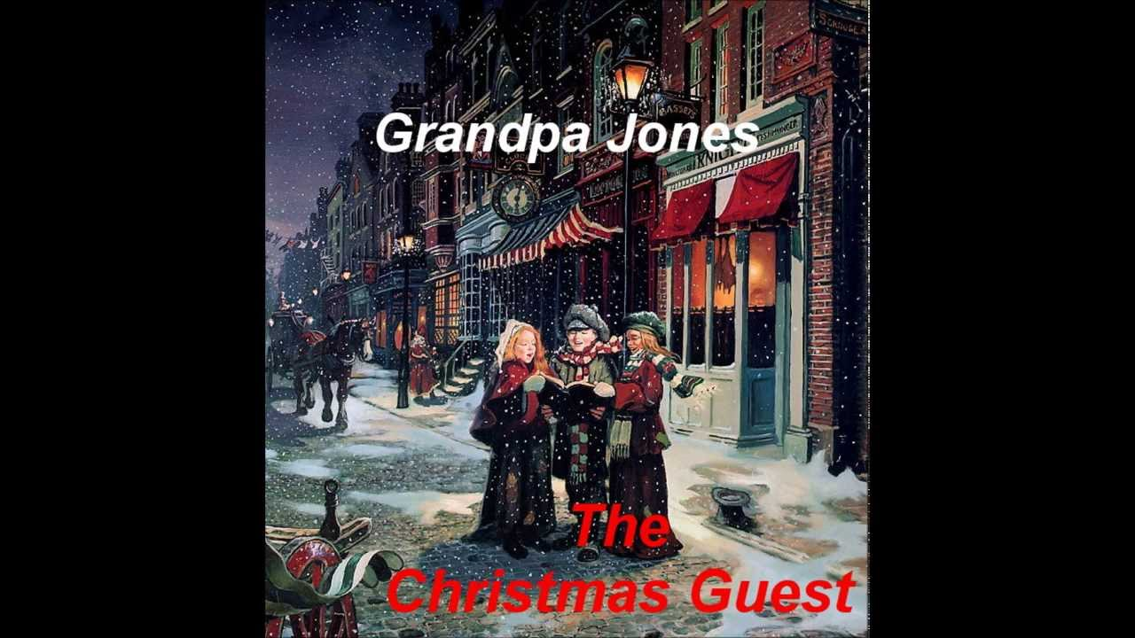 The Christmas Guest.....Grandpa Jones - YouTube