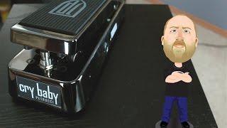 Download Dunlop John Petrucci Wah - Demo MP3 song and Music Video