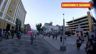 Centro Historico De San Salvador y Zacamil Mejicanos.