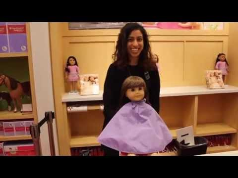 American Girl Place Vancouver Grand Opening Tour!