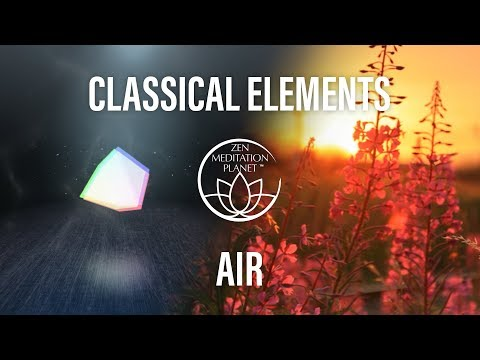 Classical 5 Elements – Sound of Air: Octahedron – Ancient Greece Meditation Music