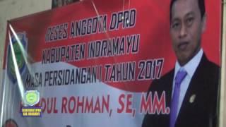 Abdul Rohman anggota DPRD Berkunjung Ke SBMI Kabupaten Indramayu