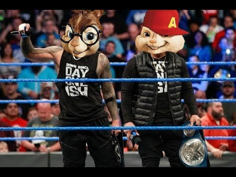 WWE THE USOS THEME SONG CHIPMUNK STYLE