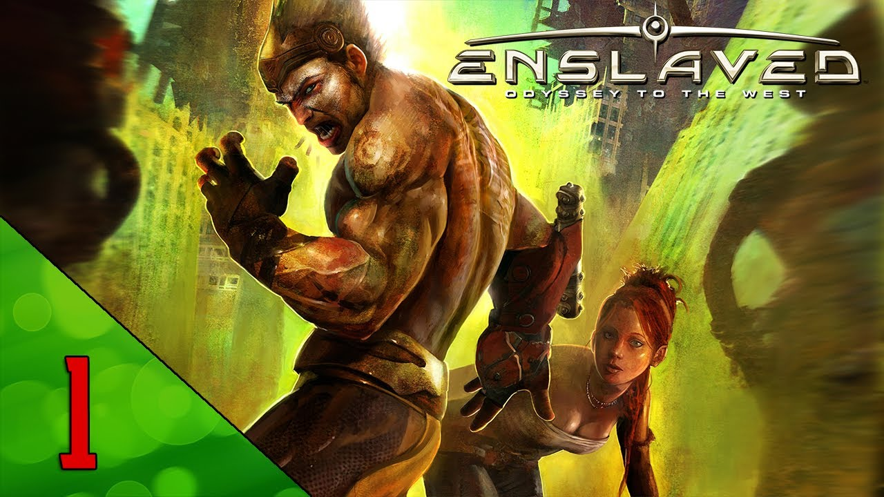 Download Enslaved - Odyssey to the West [PC] walkthrough part 1