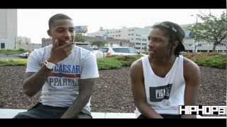 ASAP Rocky Talks European Tour, Women, Bike Riding in Harlem & More