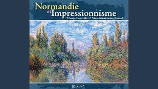 Chansons de Bilitis: No. 8. Les courtisanes egyptiennes
