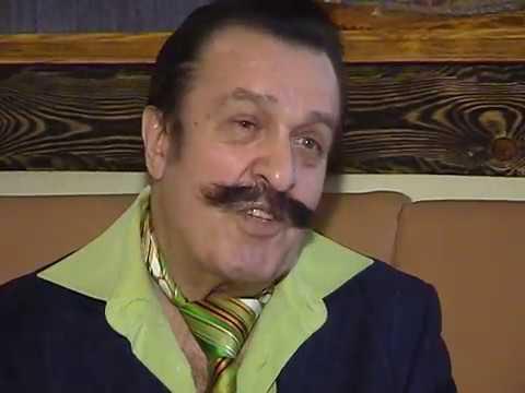 """Кузнецк, декабрь 2007, Интервью с В.Токаревым в ресторане """"У мамы"""""""