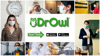DrOwl Check-in Screening and Monitoring Tool