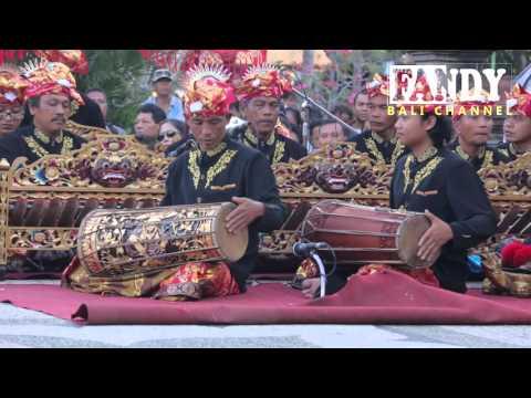 Balinese Music Joged Bungbung Sanggar Taksu Agung
