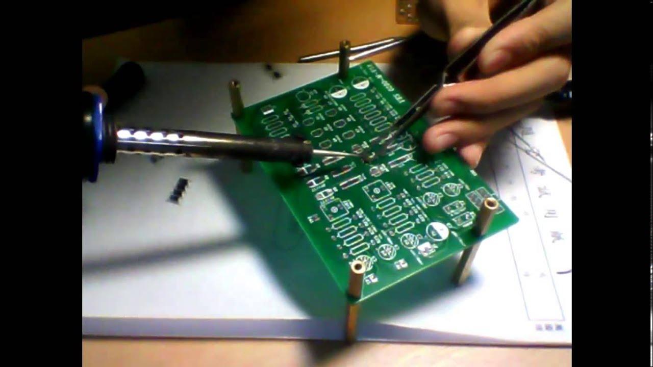 工業電子丙級 音樂盒製作-1 (鯊魚的夜間小實況) - YouTube
