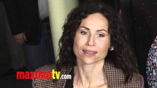 """MINNIE DRIVER at """"I AM"""" Los Angeles Premiere Arrivals"""