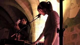 Grisbi: Wurlitzer Jukebox (Les Arcades Hivernales, Tours, 15/01/12)