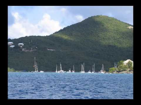 Sailing Vacations in the US VIrgin Islands
