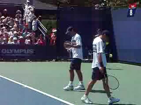 Erlich & Ram 2008 US Open