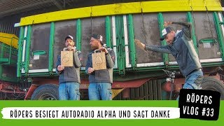 Röpers besiegt Autoradio Alpha und sagt DANKE