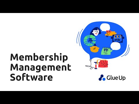 All-in-one Membership Management Software from Glue Up