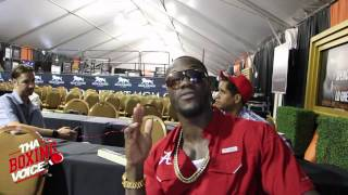 Deontay Wilder We Live In a world of Hate, Success Brings Criticism