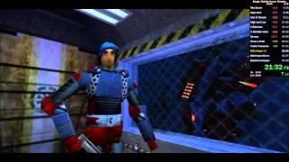Shogo: Mobile Armor Division (Easy) [44:55] (RTA)