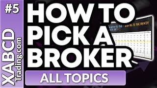 10 Questions to Ask When Picking A Futures/FX Broker (trading in 2018)