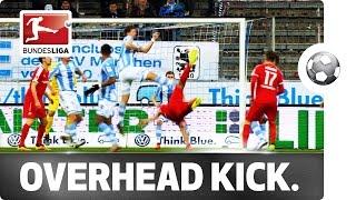 Brilliant Acrobatic Goal
