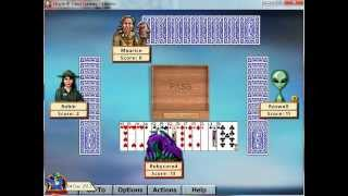 Hoyle Card Games 5 (2001) - Hearts S01 (+70, 3rd)[720p]