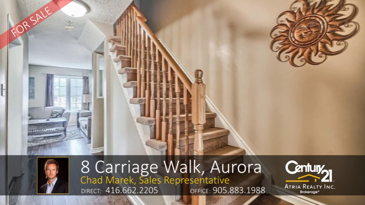 8 carriage walk home for sale by chad marek sales representative