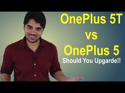 Thumbnail: OnePlus 5T vs OnePlus 5 : Should You Upgrade !! (My Thoughts) [Hindi]