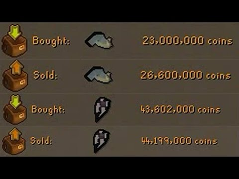 [OSRS] INSANE MARGINS FLIPPING 3RD AGE ITEMS - High Risk/High Reward Flipping!