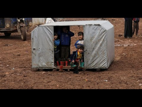 المرصد السوري يعلن ارتفاع أعداد النازحين من إدلب وحلب  - 21:00-2020 / 2 / 22