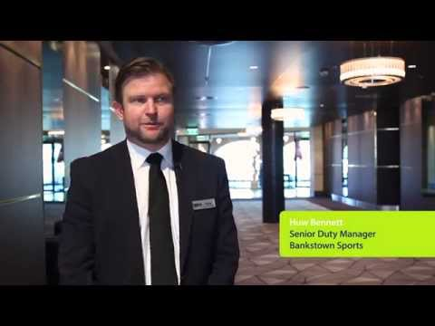 Tersano Australia & Club Clean - Sustainable cleaning at Bankstown Sports Club