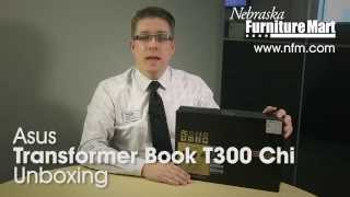 Asus Transformer Book T300 Chi Unboxing