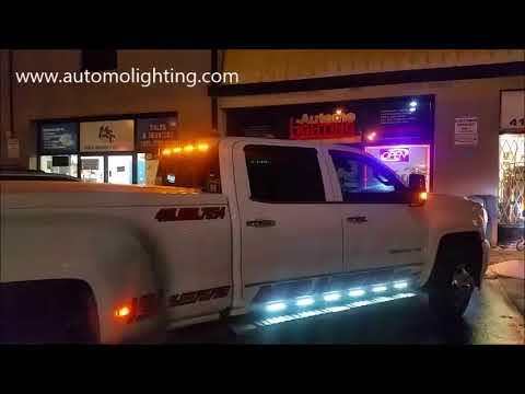 Led Strobe Lights For Trucks >> Emergency Warning Led Strobe Light For Tow Truck Construction Police