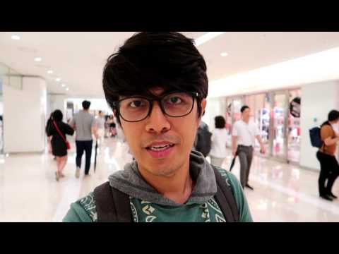 COEX Mall Seoul South Korea (Biggest Underground Shopping Center in Asia) VLOG#2