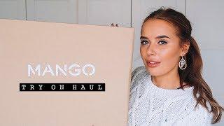 MANGO Haul Unboxing + Try On | Autumn Style | Hello October Vlogtober