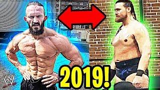 10 SHOCKING WWE Body Transformations! (2019)