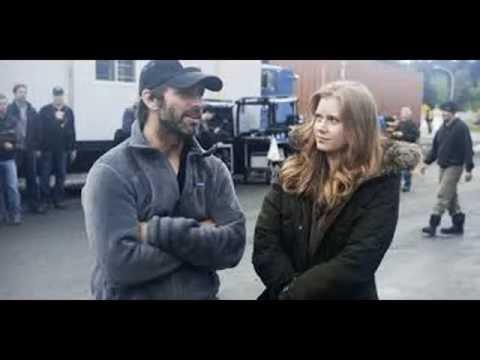 Amy Adams on Zack Snyder