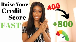 How to RAISE Your Credit Score FAST in 2020 | MUST WATCH for Credit Repair!